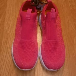 NWT Womens Pink Sneakers